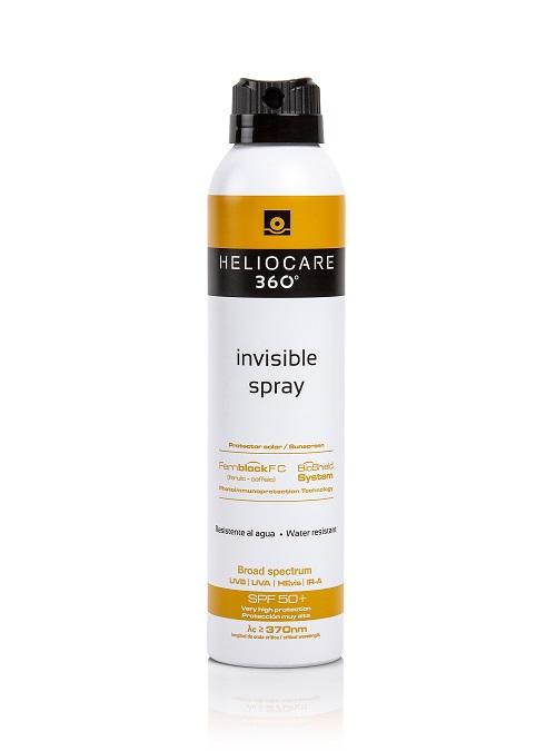 Heliocare 360º invisible spray image
